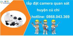 lắp đặt camera quan sát huyện củ chi
